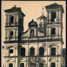 Postales: POSTAL MURCIA IGLESIA SANTO DOMINGO . MURCIE EGLISE SAINT DOMINIQUE . LL CA AÑO 1920. Lote 100243287