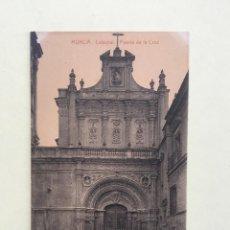 Postales: MURCIA- CATEDRAL- PUERTA DE LA CRUZ- SIN CIRCULAR. Lote 100284011
