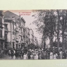 Postales: CARTAGENA- CALLE DEL DUQUE. Lote 100287711