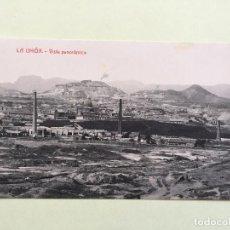 Postales: LA UNION- CARTAGENA- MURCIA- VISTA PANORAMICA- SIN CIRCULAR. Lote 100288243