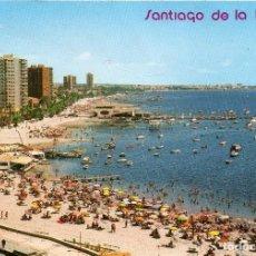 Postales: SANTIAGO DE LA RIBERA - MURCIA -. Lote 101485095