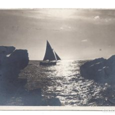Postales: POSTAL FOTOGRÁFICA GARAZZE. GENOVA.CIRCULADA DESDE CARTAGENA 1910 .. Lote 101496979