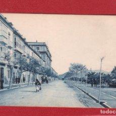 Postales: CARTAGENA - MURALLA DEL MAR. Lote 102076383