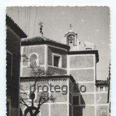 Postales: POSTAL. CIEZA, MURCIA. ERMITA DE SAN BARTOLOMÉ. EDICIÓN FOTOS CARRILLO.. Lote 102516567