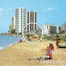 Postales: LA MANGA DEL MAR MENOR (MURCIA) Nº 60 PLAYA - ED ARRIBAS - SIN CIRCULAR. Lote 103024791