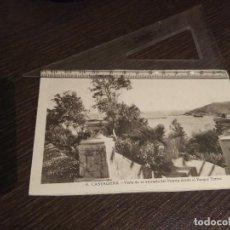 Postales: CARTAGENA- VISTA DEL PUERTO DESDE EL PARQUE TORRES. Lote 103103335