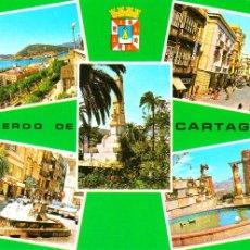 Postales: CARTAGENA (MURCIA) -DIVERSAS VISTAS- (FOTO CATALÁN YBARZ Nº 3823) SIN CIRCULAR / P-1176. Lote 104188087