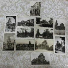 Postales: LOTE DE 12 POSTALES ANTIGUOS DE MURCIA . Lote 104814383