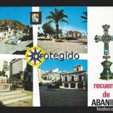 Cartes Postales: POSTAL. RECUERDO DE ABANILLA, MURCIA.. Lote 105935895