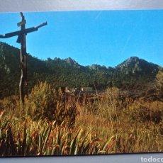 Postales: POSTAL JUMILLA MURCIA MONASTERIO DE SANTA ANA DEL MONTE. Lote 106435520