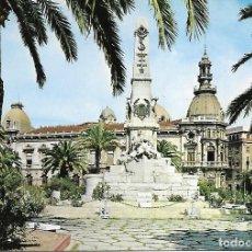 Postales: CARTAGENA - MONUMENTO A LOS HÉROES DE SANTIAGO Y CAVITE (1967). Lote 106562495