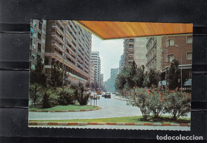 MURCIA. AVENIDA JOSE ANTONIO (Postales - España - Murcia Moderna (desde 1.940))