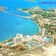 Cartes Postales: LA MANGA DEL MAR MENOR (MURCIA) -VISTA PARCIAL AÉREA- (CATALAN IBARZ Nº 3056) SIN CIRCULAR / P-883. Lote 95960039