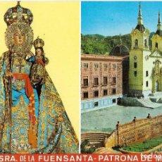 Postales: == PJ78 - POSTAL - MURCIA - NTRA SRA DE LA FUENSANTA - PATRONA DE MURCIA. Lote 108325771
