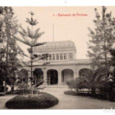 Postales: MURCIA. BALNEARIO DE FORTUNA. FOTOTIPIA THOMAS. SIN CIRCULAR. Lote 110754851