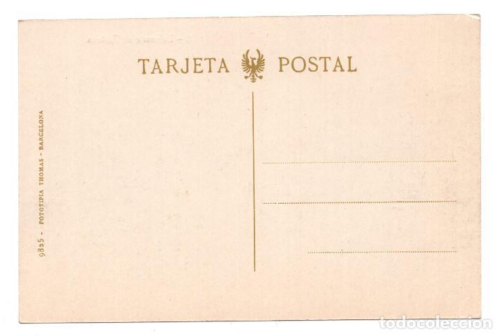 Postales: MURCIA. 11 BALNEARIO DE FORTUNA. FOTOTIPIA THOMAS. SIN CIRCULAR - Foto 2 - 111385603