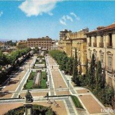Postales: == PJ508 - POSTAL - MURCIA - GLORIETA DE ESPAÑA - Nº 6. Lote 112394431