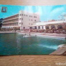 Postales: LA RIBERA. HOTEL LOS ARCOS. Lote 112762227