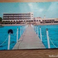 Postales: MAR MENOR. HOTEL LOS ARCOS. Lote 112762251
