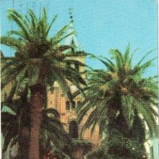 Postales: BALNEARIO DE ARCHENA CAPILLA Y PLAZA MURCIA. Lote 112994559