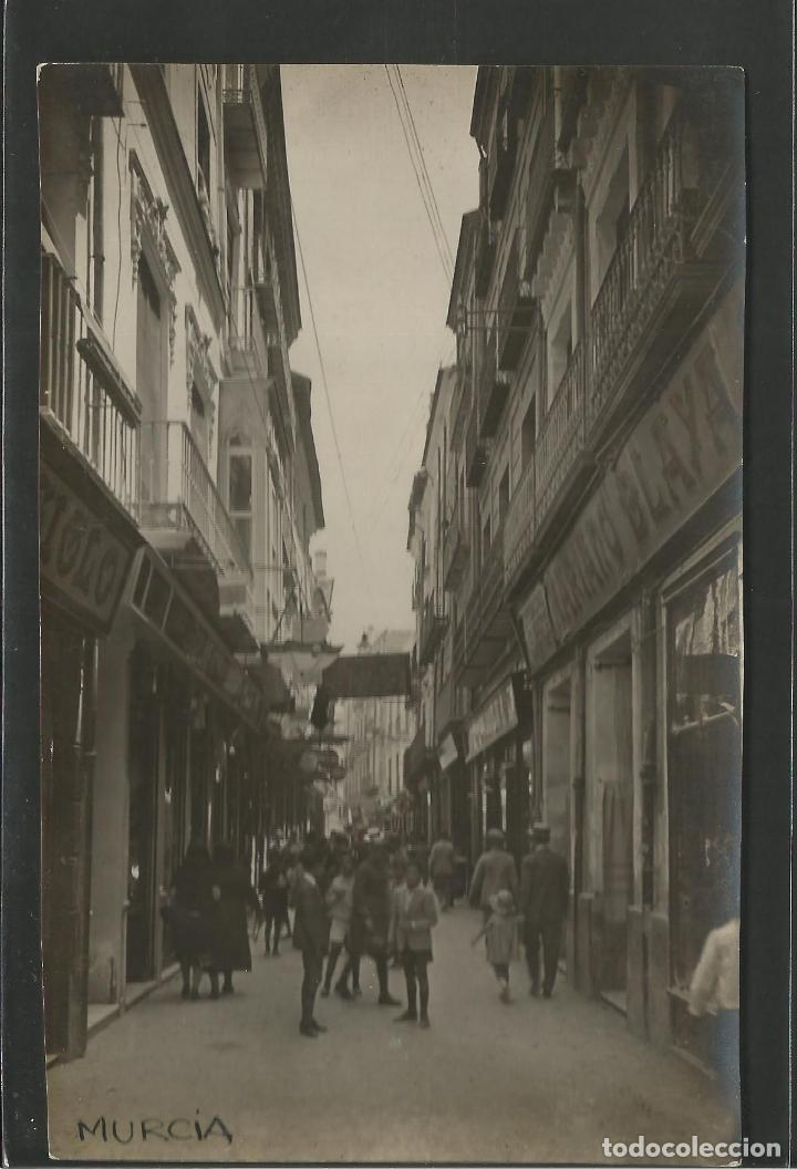 MURCIA - FOTOGRAFICA - ARCHIVO ROISIN - VER REVERSO - (51.993) (Postales - España - Murcia Antigua (hasta 1.939))