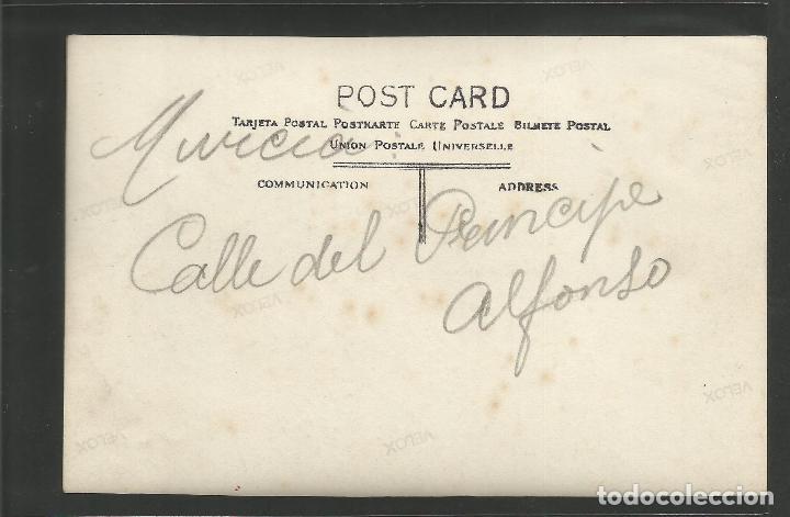 Postales: MURCIA - CALLE PRINCIPE ALFONSO - FOTOGRAFICA - ARCHIVO ROISIN - VER REVERSO - (51.994) - Foto 2 - 113707383