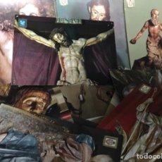Postales: LOTE POSTALES ANTIGUAS MURCIA MUSEO SALZILLO ESCUDO ORO. Lote 114996827