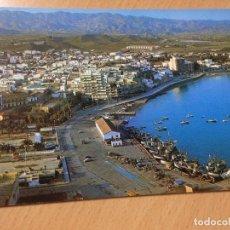 Postales: ANTIGUA POSTAL VISTA DEL PUERTO AGUILAS . Lote 115289643