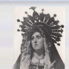 Postales: AGUILAS (MURCIA).- SANTÍSIMA VIRGEN DE LOS DOLORES. Lote 115329707
