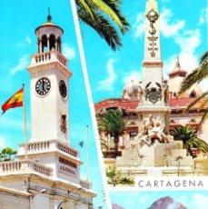 Postales: CARTAGENA (MURCIA) -ASPECTOS URBANOS- (GARCÍA GARRABELLA Nº 18) SIN CIRCULAR / P-2858. Lote 116114427