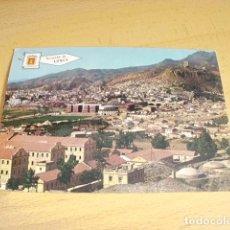 Postales: LORCA ( MURCIA ) VISTA GENERAL. Lote 116816359