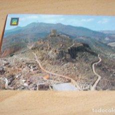 Postales: LORCA ( MURCIA ) PANORAMICA DEL CASTILLO TORRE ALFONSINA AL FONDO. Lote 116835371