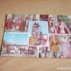 Postales: CARAVACA DE LA CRUZ ( MURCIA ) FIESTAS DE MOROS Y CRISTIANOS. Lote 116835487