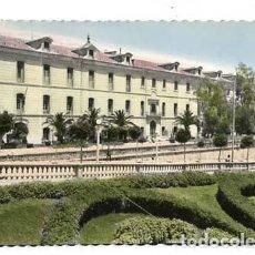 Postales: MURCIA CARTAGENA CUARTEL DE INFANTERIA DE MARINA Y HOSPITAL. ED. DARVI 21. CIRCULADA. Lote 117319255