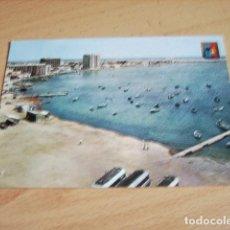 Postales: SAN PEDRO DEL PINATAR ( MURCIA ) PLAYA MAR MENOR. Lote 118166779