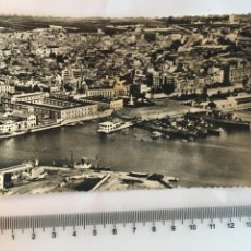 Postales: POSTAL. CARTAGENA. CUARTEL Y VISTA DE LA CIUDAD. FOTOS CASAU. H. 1950?. Lote 118276960