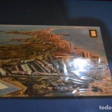 Postales: POSTAL SIN CIRCULAR - LA MANGA DEL MAR MENOR 66 - CARTAGENA - MURCIA - EDITA ESCUDO DE ORO. Lote 118438599