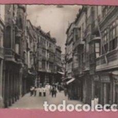 Postales: BUENA POSTAL DE CARTAGENA - MURCIA - CALLE MAYOR Nº 56 R4 FOTOS CASAÚ - ES DENTADA. Lote 118662511