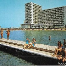 Cartoline: == PH1533 - POSTAL - LA MANGA DEL MAR MENOR - CARTAGENA - HOTEL LUZ CAVANNA. Lote 118680959