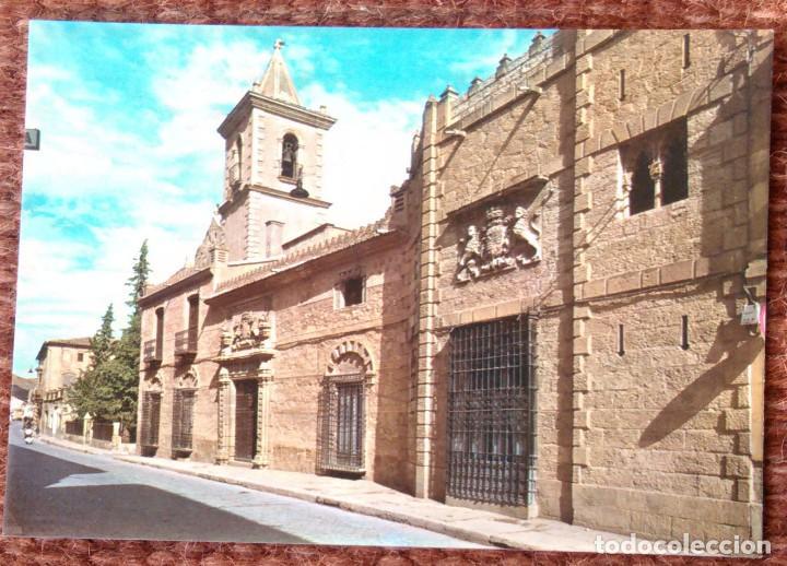 LORCA - PALACIO DEL CONDE DE SAN JULIAN (Postales - España - Murcia Moderna (desde 1.940))