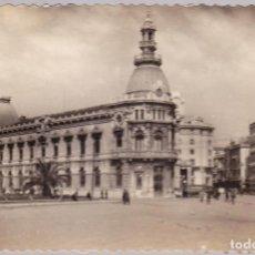Postales: MURCIA - CARTAGENA - PLAZA DEL AYUNTAMIENTO. Lote 120089355