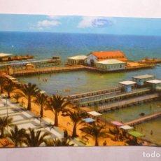 Postales: POSTAL LOS ALCAZARES-MAR MENOR -NAUTICO CIRCULADA. Lote 120807695