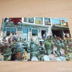 Postales: PUERTO LUMBRERAS ( MURCIA ) CERAMICA ARTISTICA. Lote 155199488