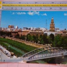 Postales: POSTAL DE MURCIA. AÑO 1976. RIO SEGURA PUENTE. 1815. Lote 122120695