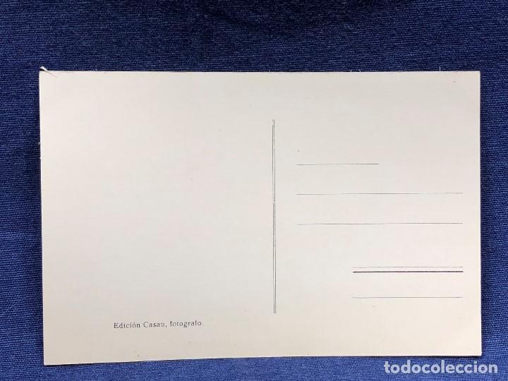 Postales: Tarjeta 48 Cartagena Dique de la Curra Temporal no escrita ni circulada - Foto 2 - 122530191