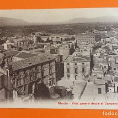 Postales: MURCIA- TARJETA POSTAL- VISTA GENERAL DESDE EL CAMPANARIO- PRINCIPIOS SIGLO XX. Lote 124093799