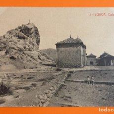 Postales: LORCA- MURCIA- TARJETA POSTAL- CALVARIO- PRINCIPIOS SIGLO XX. Lote 124180439