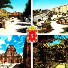 Postales: MURCIA (EDICIONES L.A.C. - MURCIA Nº 2.013) SIN CIRCULAR / P-3528. Lote 124403011
