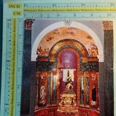 Postales: POSTAL DE MURCIA. AÑO 1971. CARTAGENA, NUESTRA SEÑORA DE LA CARIDAD. 1652. Lote 124614979
