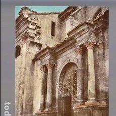 Postales: JUMILLA (MURCIA).- PARROQUIA MAYOR DE SANTIAGO. Lote 125224527
